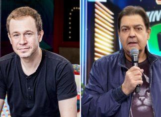 Tiago Leifert vai apresentar o 'Domingão do Faustão'. Foto: TV Globo/Reprodução