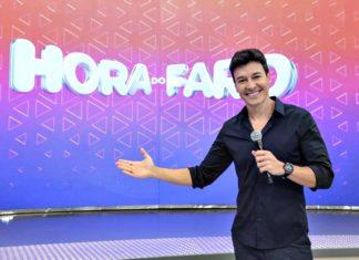 Rodrigo Faro. Foto: Antonio ChahestianTV Record