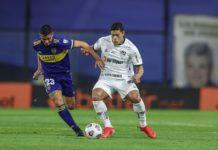 Atlético-MG x Boca Juniors termina empatado. Foto: Pedro Souza/Atlético