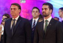 Eduardo Leite, governador do Rio Grande do Sul, chama Bolsonaro de imbecil. Foto: Itamar Aguiar/Palácio Piratini