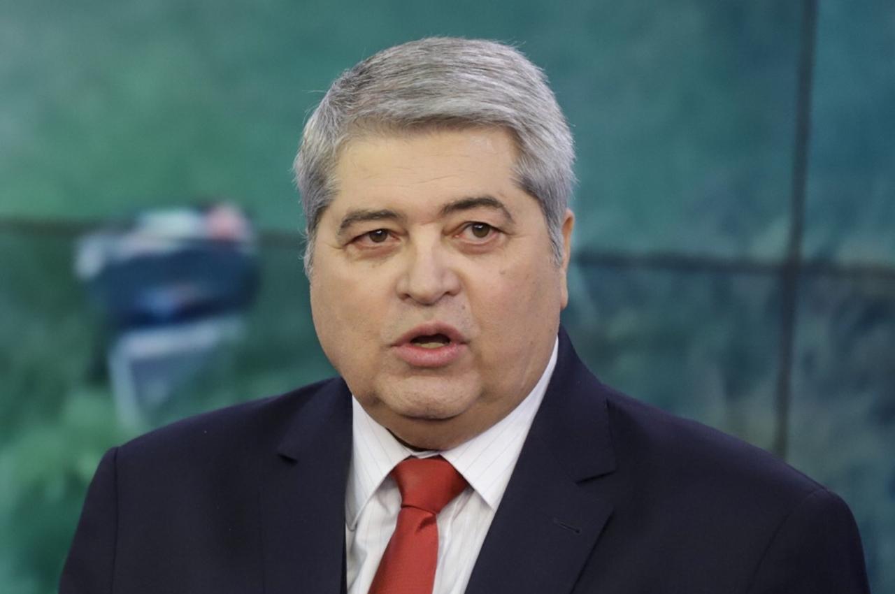José Luiz Datena. Foto: Governo do Estado de SP
