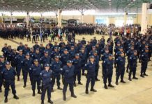 Reinaldo Azambuja autoriza promoção de mais 166 policiais e bombeiros. Foto: Divulgação