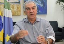 O governador Reinaldo Azambuja. Foto: Divulgação
