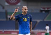 Brasil venceu a Seleção da Arábia Saudita por 3 a 1. Foto: Lucas Figueiredo/CBF