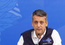 Roberto Dias foi citado em depoimentos à CPI como responsável por negociações suspeitas de vacinas . Foto: Anderson Riedel/PR
