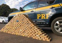 O prejuízo ao tráfico de drogas com essa apreensão é de mais de R$ 31 milhões. Foto: Divulgação