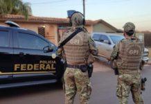 Operação FOLLOW ME desmantela esquema criminoso que transportava cocaína de Ponta Porã até a capital do Paraná. Foto: Divulgação