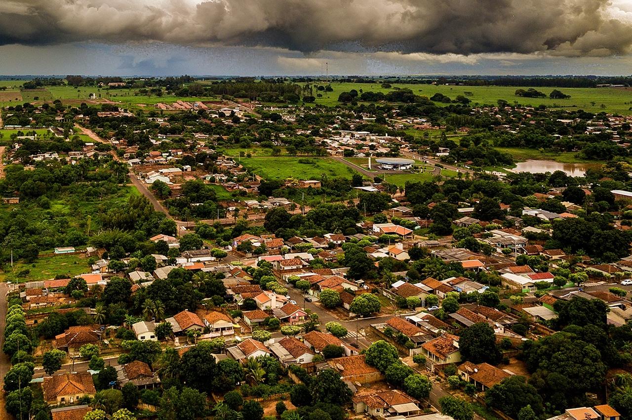 Glória de Dourados. Foto: Rafael Henrique/Gazeta do Dia
