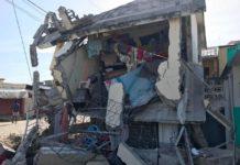 Forte terremoto no Haiti deixa mais de 300 mortos. Foto: Reprodução/Twitter