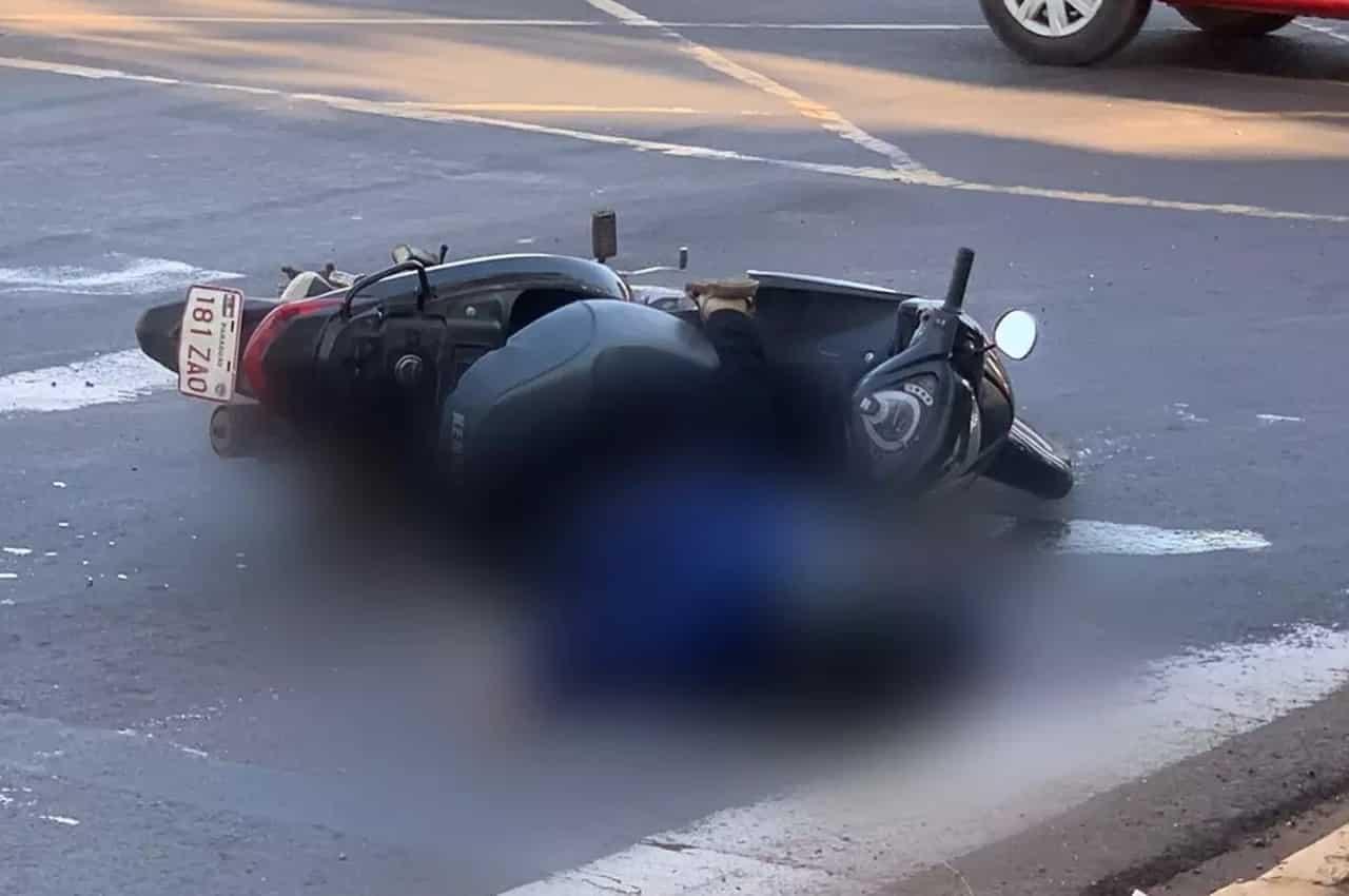 Homem é executado a tiros em Porta Porã. Foto: Reprodução