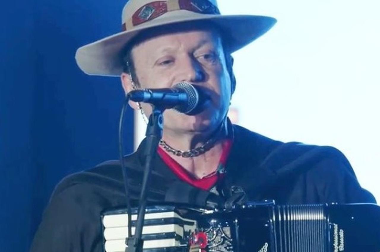Airton Machado, de 62 anos, era vocalista da banda Garotos de Ouro. Foto: PRF