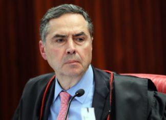 O presidente do Tribunal Superior Eleitoral (TSE), Luís Roberto Barroso. Foto: TSE/Divulgação