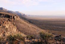 Deserto do Novo México, Estados Unidos. Foto: Pixabay