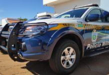 Polícia Militar de Mato Grosso do Sul. Foto: Divulgação