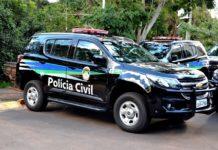 Polícia Civil MS. Foto: Divulgação
