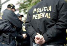 Agentes da Polícia Federal. Foto: Marcelo Camargo/Agência Brasil