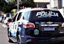 Polícia Militar Mato Grosso do Sul. Foto: Divulgação