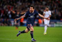 Messi. Foto: PSG/Site oficial